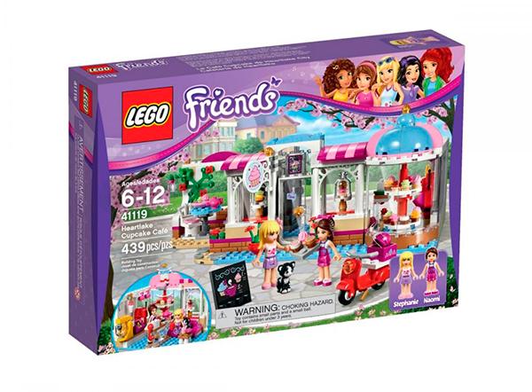 Кондитерская LEGO Friends