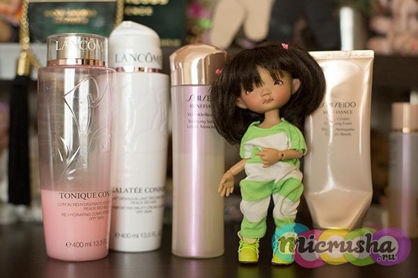 софнер Shiseido