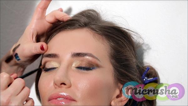 макияж глаз от Rouge Bunny Rouge