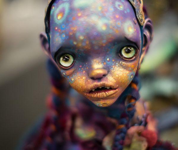 XII Международный Салон Авторской Куклы на Тишинке
