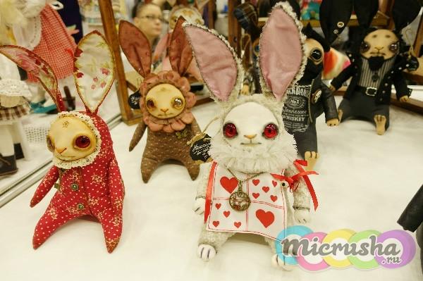 выставка игрушек на тишинке