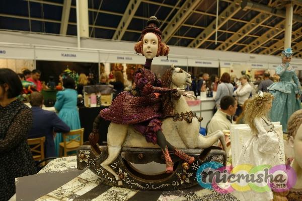 XII Международный Салон Авторской Куклы
