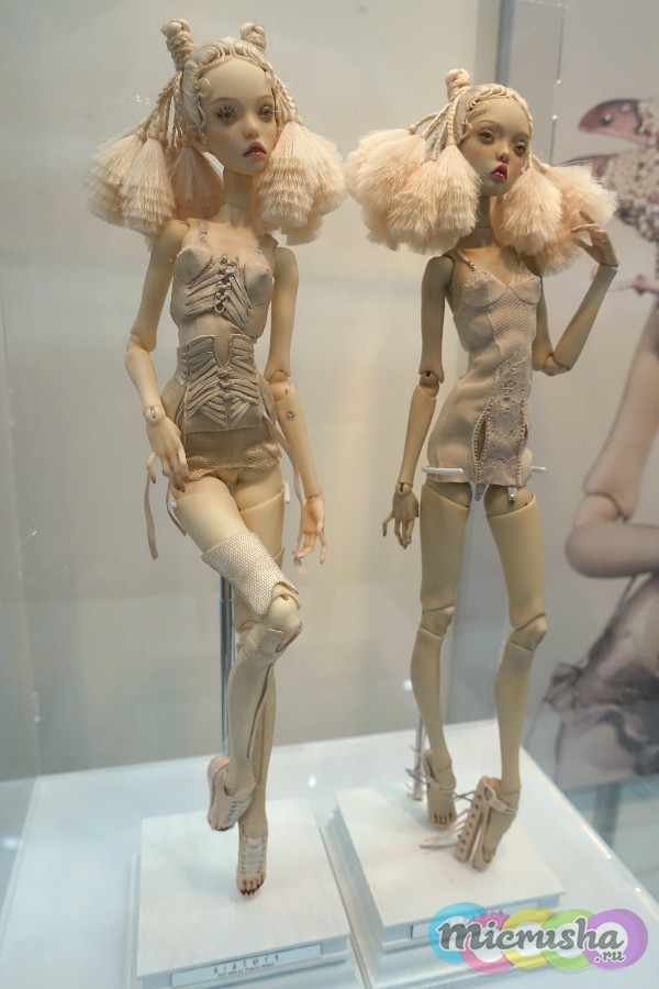 куклы Сестер Поповых