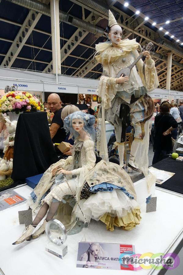 куклы Алисы Филиповой