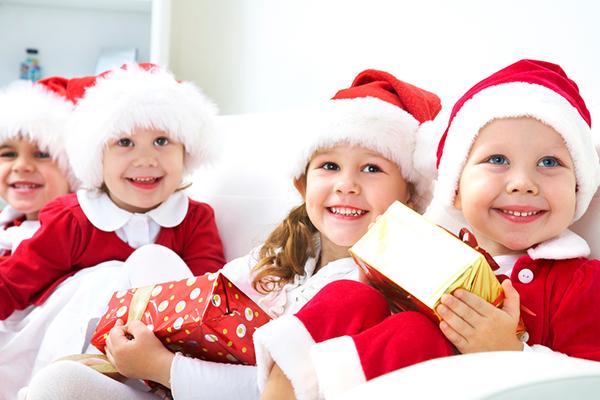 новый год для детей