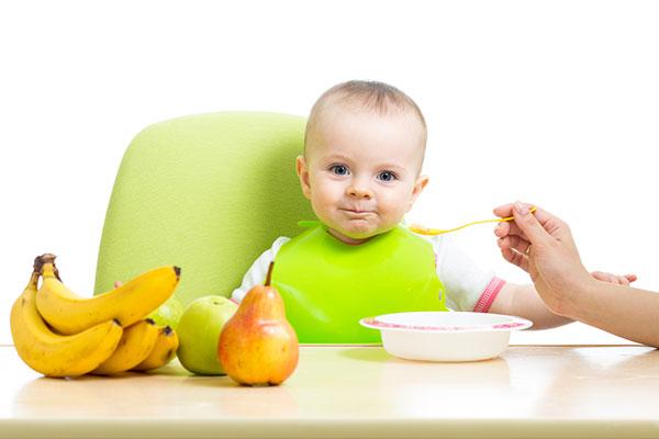 Детское питание: