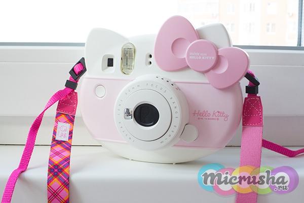 детский фотоаппатат