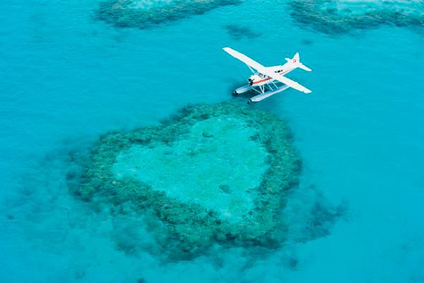 риф Харт на островах Уитсанди