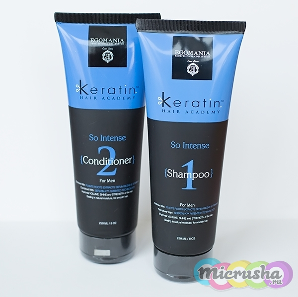 Keratin Hair Academy «SO INTENSE»