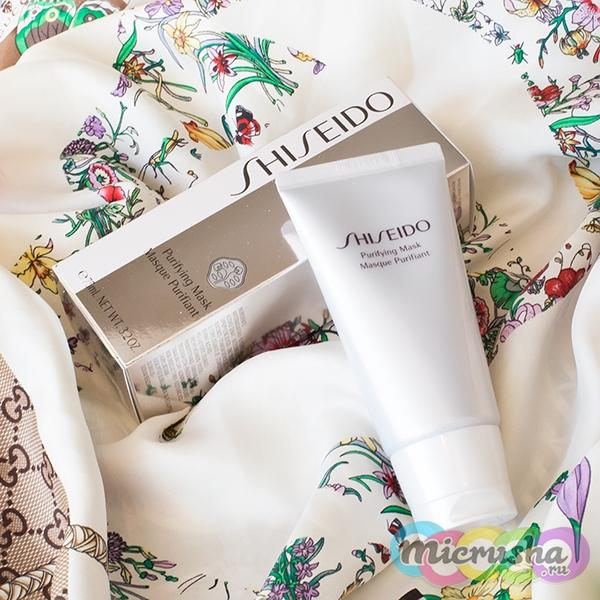 Маска для лица Shiseido
