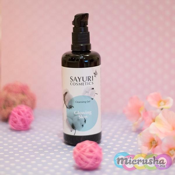 Cleansing Gel от компании Sayuri cosmetics