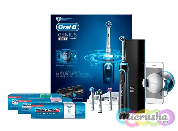 Oral-B Black PRO 9000