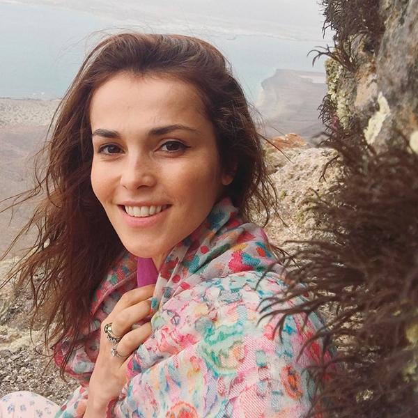 Сати Казанова без макияжа