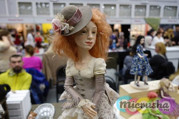 выставка кукол на тишинке Карденчики