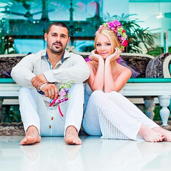 Даша и Сергей Пынзари