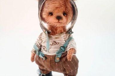 медведь Олега Кияшова