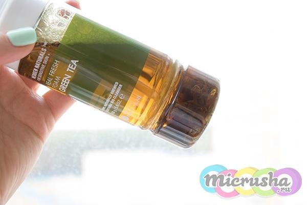 Пенка для умывания Real Fresh Foam Tea от Neogen Dermatology