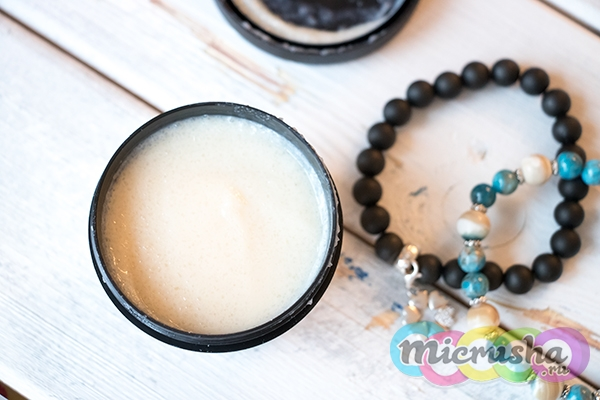Скраб для рук «Солёный кокос»