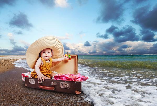 Путешествие с малышом