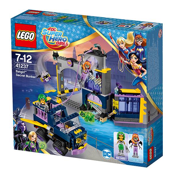 LEGO® DC Super Hero Girls «Секретный бункер Бэтгёрл» (арт. 41237)