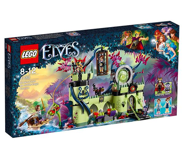 LEGO® Elves «Побег из крепости Короля гоблинов» (арт. 41188)
