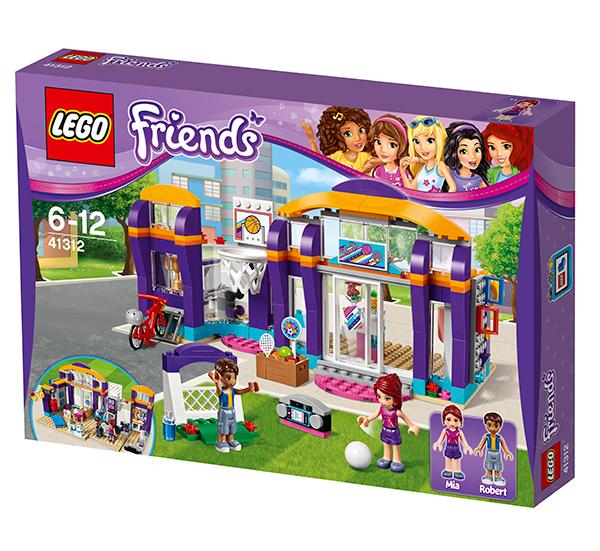 LEGO® Friends «Спортивный центр» (арт. 41312)