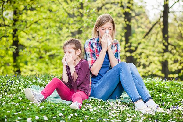 Как возникает аллергия