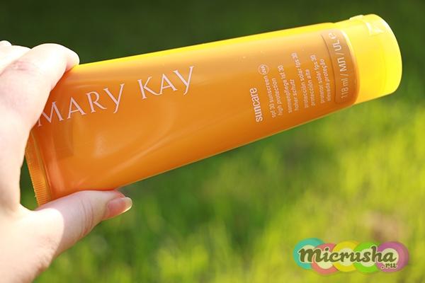 Солнцезащитный крем с SPF 30 Mary Kay