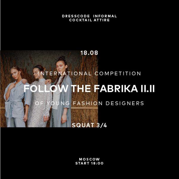 FollowTheFabrika