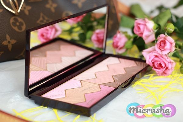Палетка для макияжа By Terry Sun Designer Palette 4 Savannah Love