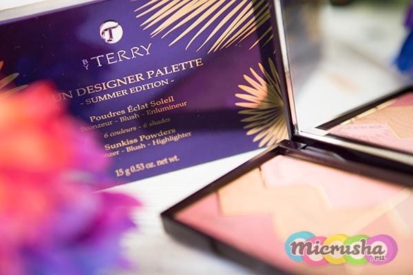 By Terry Sun Designer Palette Summer Edition