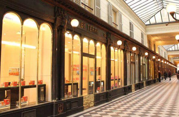 By Terry бутик в Париже