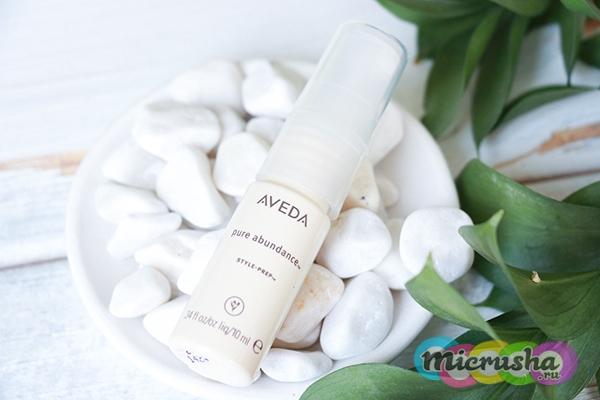 Aveda уплотняющий лосьон для подготовки волос к укладке Pure abundance style-prep