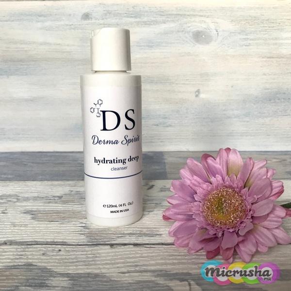 Derma Spirit hydrating deep cleanser