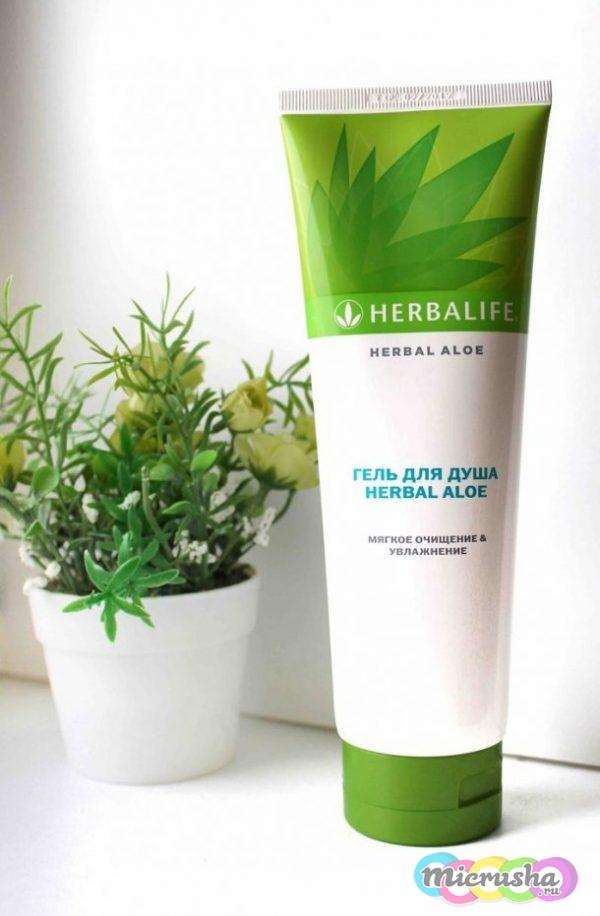 Herbalife гель для душа