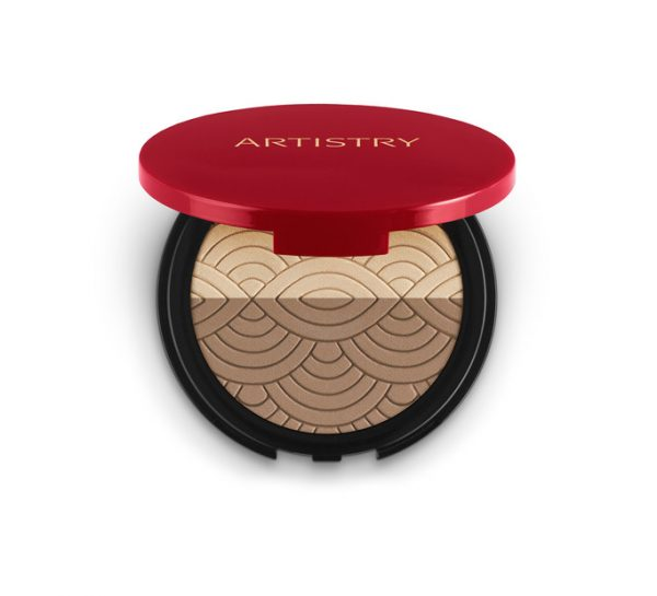 ARTISTRY SIGNATURE COLORTM Палетка румян для контурирования лица