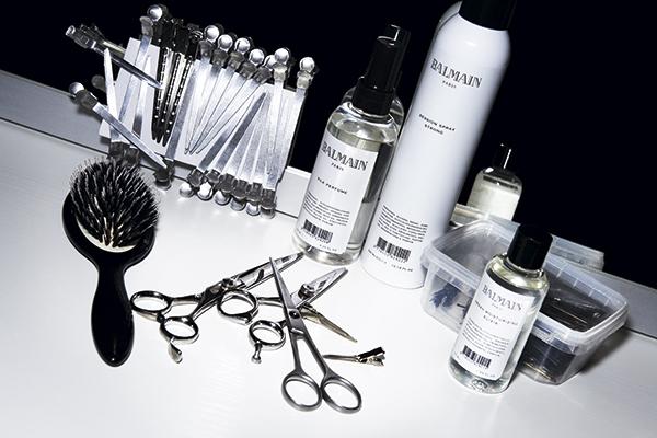 Balmain - средства для укладки и ухода за волосами