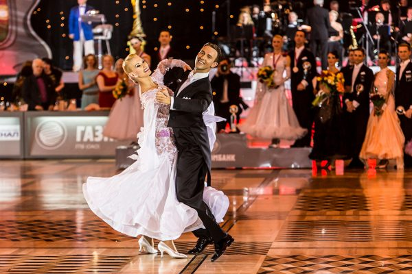 Арунас Бижокас и Катюша Демидова (США)