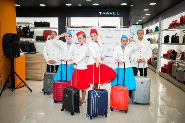 Robinzon мультибрендовый магазин чемоданов и багажа