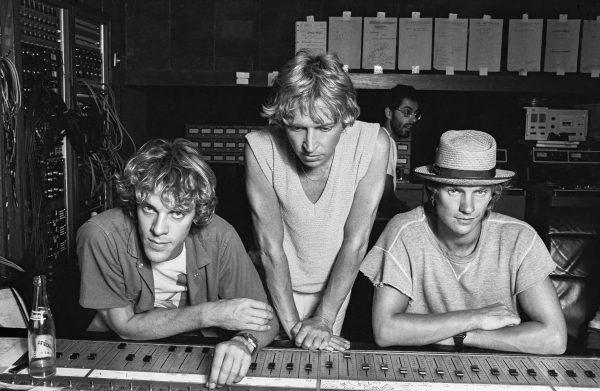 группа Sting