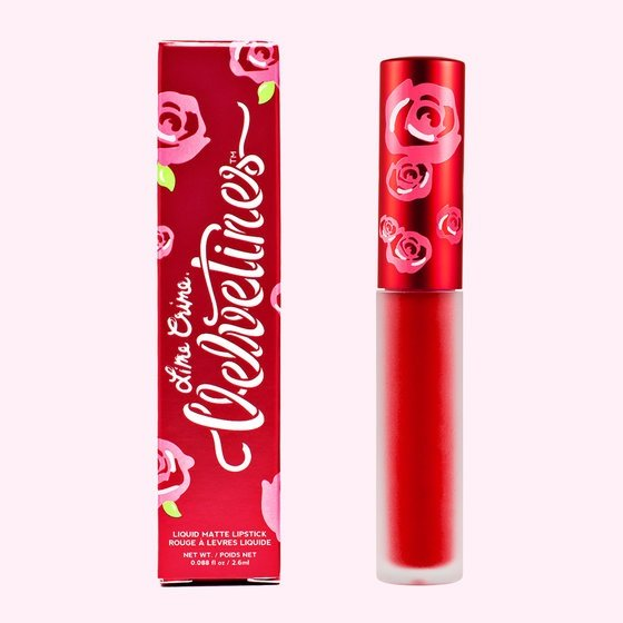Red Velvet Lime Crime