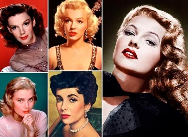 голливудские актрисы 40х и 50х годов