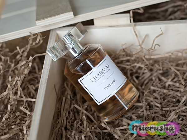 парфюмерная вода Vintage Chabaud Maison de Parfum (Винтаж)