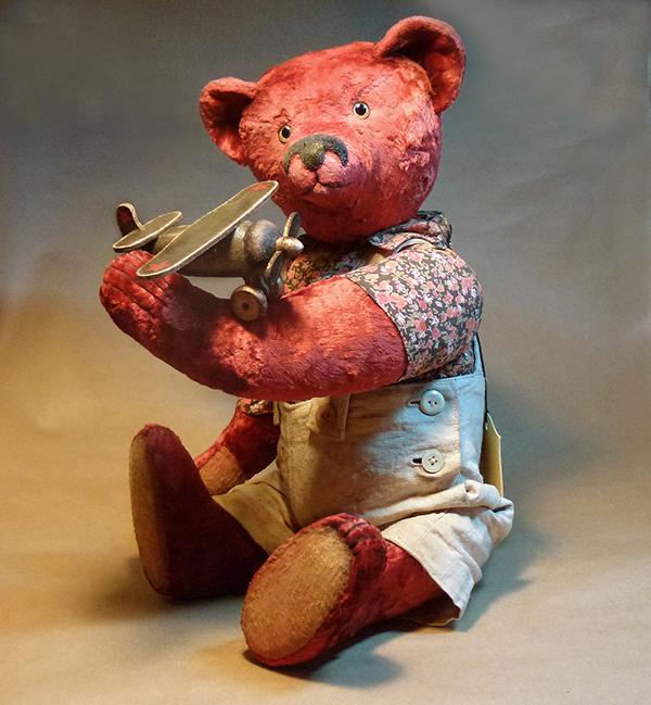 Hello,Teddy