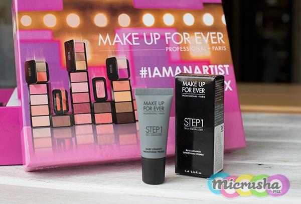 Step 1 Выравнивающая база под макияж Make Up Forever