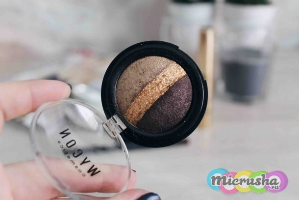 тени Wycon Cosmetics