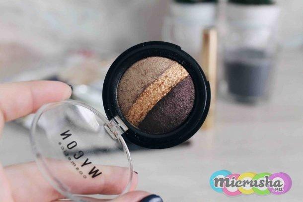 тени Wycon Cosmetics