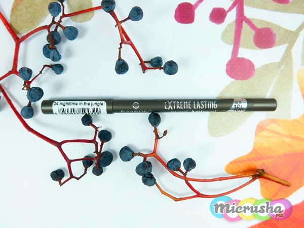 карандаш для глаз Essence Extreme Lasting