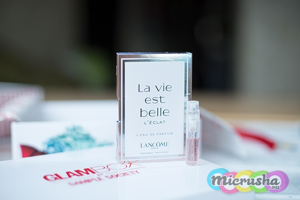 Парфюмерная вода Lancome La Vie Est Belle L'eclat