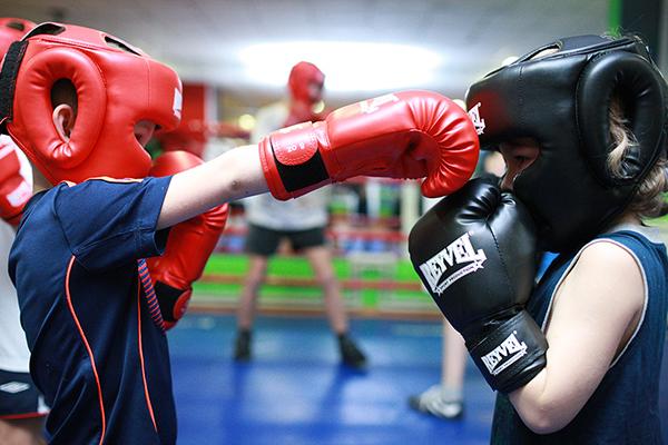Тайский бокс и ММА
